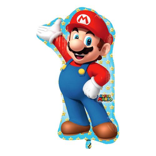Folieballong Super Mario Shape
