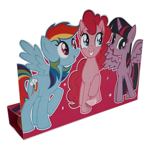 My Little Pony Inbjudningskort - 8-pack