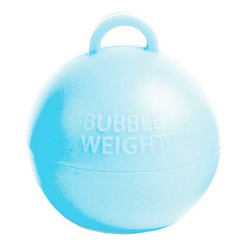 Ballongvikt Kula Ljusblå