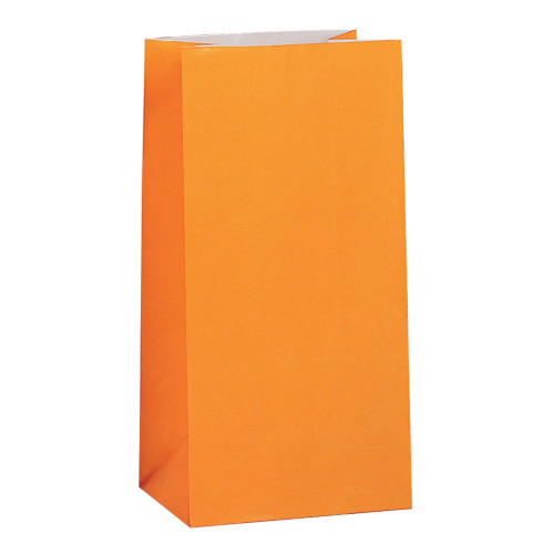Kalaspåsar Orangea - 12-pack