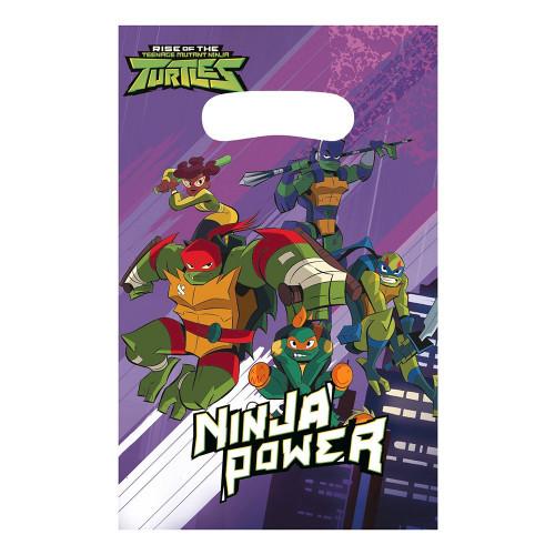 Kalaspåsar Rise Of The Ninja Turtles - 8-pack
