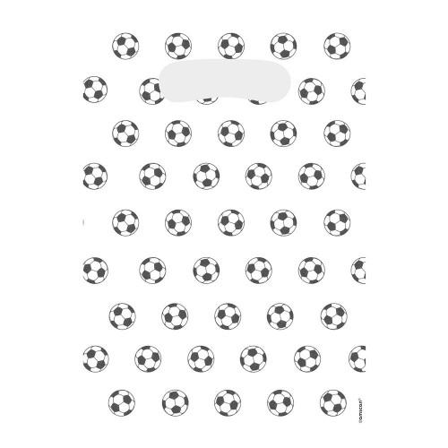 Kalaspåsar med Fotbollar - 8-pack