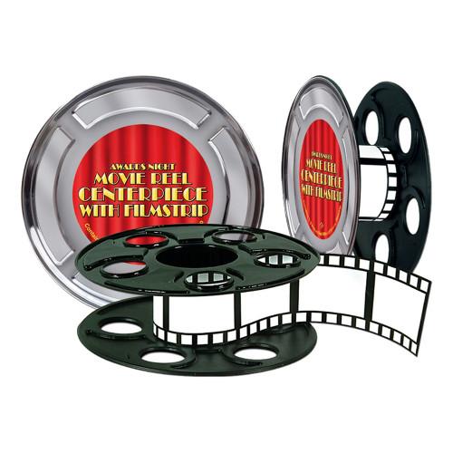 Bordsdekoration Filmrulle