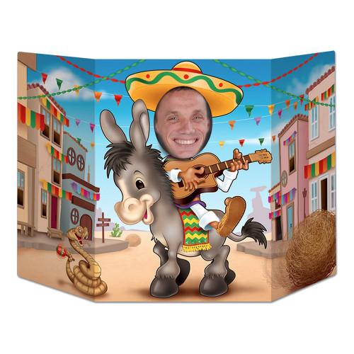 Kartongvägg Fiesta Foto Props