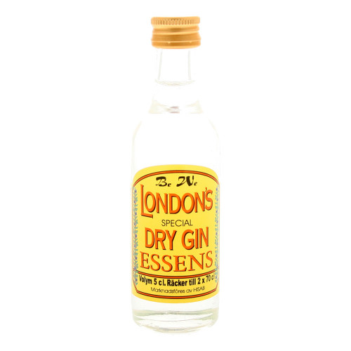 London's Dry Gin Essens - 5 cl