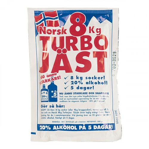 Norsk Turbojäst