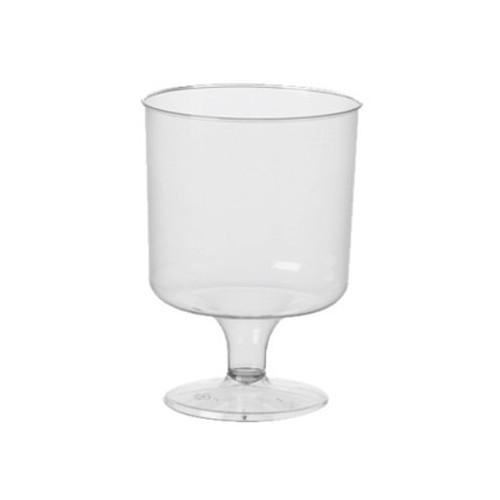 Plastglas Rödvin - 10-pack