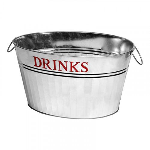 Partybalja Drinks Galvaniserad