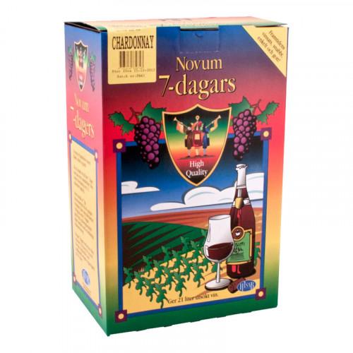 Novum Chardonnay Vit 7-dagars