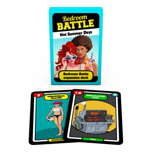 Bedroom Battle Sexspel