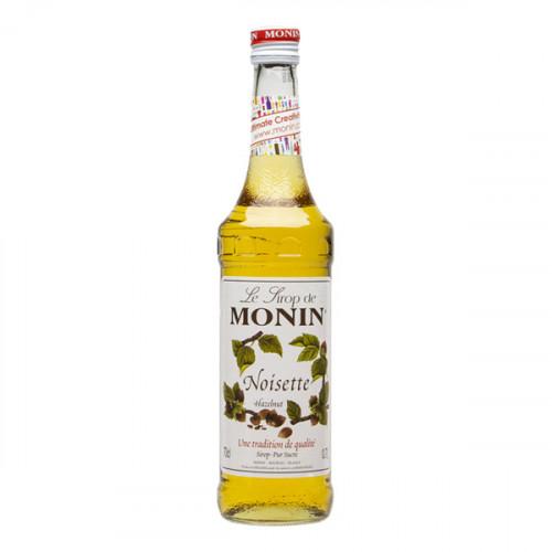 Monin Hasselnöt Syrup - 70 cl