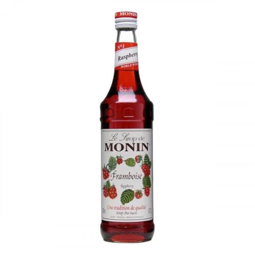 Monin Hallonte Syrup - 70 cl