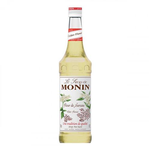 Monin Fläderblomma Syrup - 70 cl
