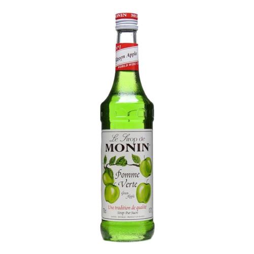 Monin Grönt Äpple Syrup - 70 cl