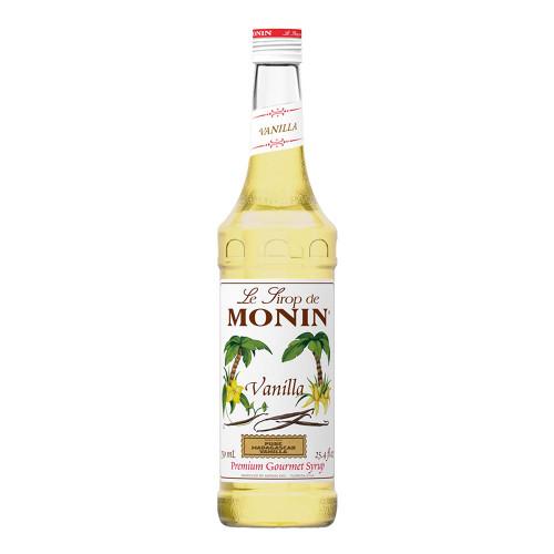 Monin Vanilj Syrup - 70 cl