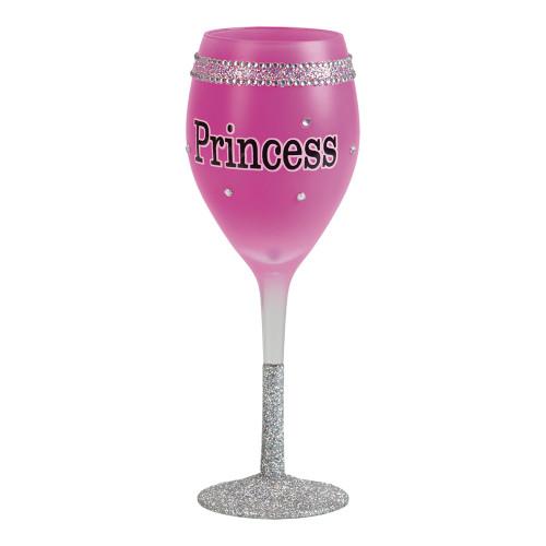 Vinglas Rosa Princess