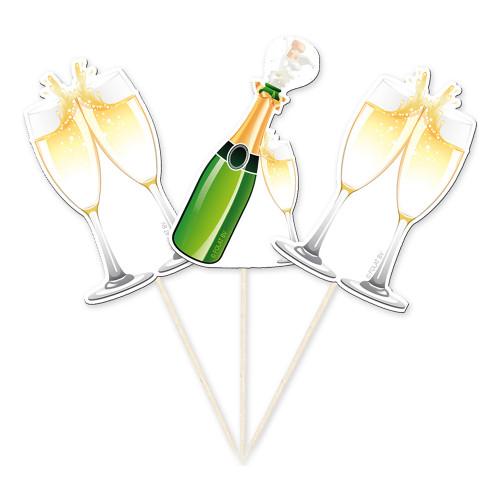 Partypicks Champagneglas