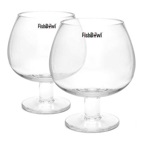 FishBowl Gin Glas - 2-pack