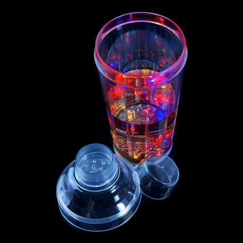 Blinkande Cocktailshaker - 1-pack