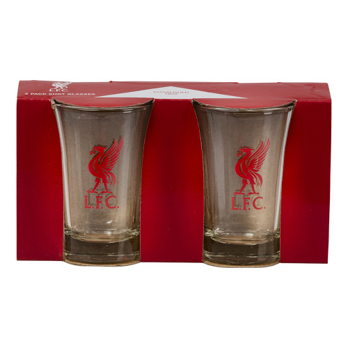 Shotglas Liverpool - 2-pack