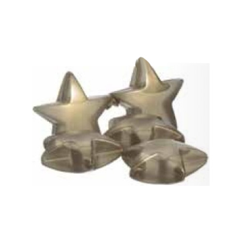 Drinkkylare Stjärnor Guld - 5-pack