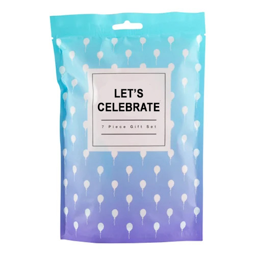 LoveBoxxx Let's Celebrate