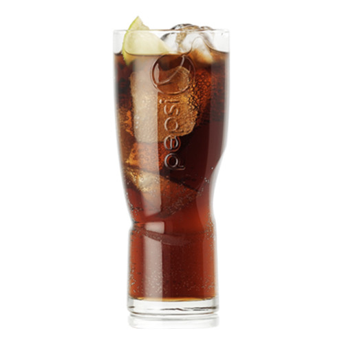 Glas Pepsi Swirl - 6-pack