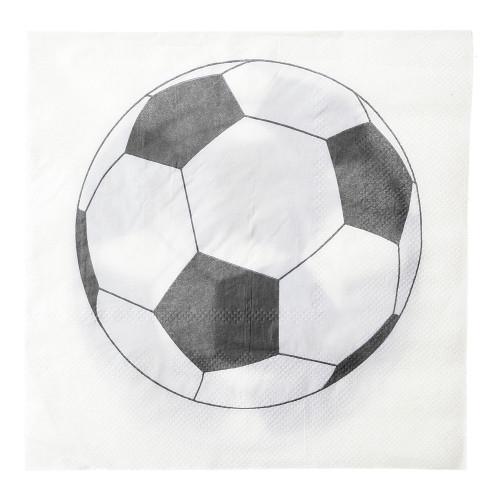 Servetter Fotbollar