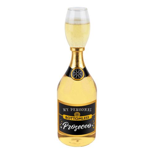 Bottenlöst Proseccoglas