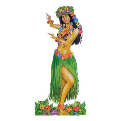 Plastfigur Aloha Girl