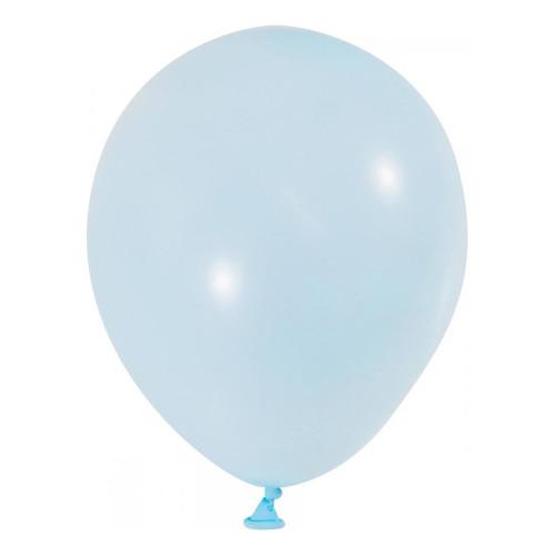 Latexballonger Babyblå Mini - 100-pack