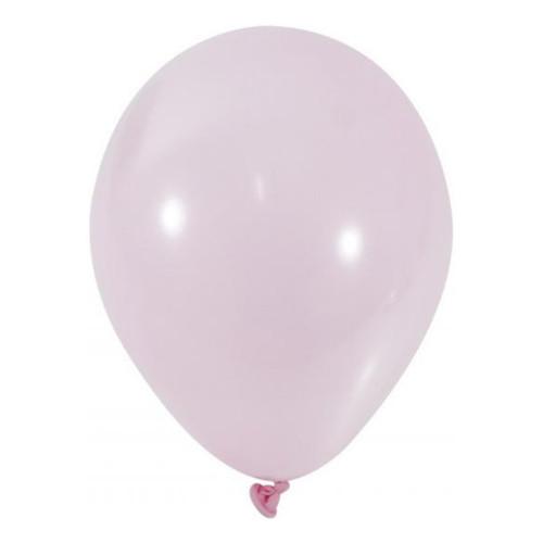 Latexballonger Babyrosa Mini - 100-pack