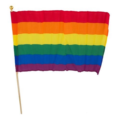 Regnbågsflagga - 1-pack