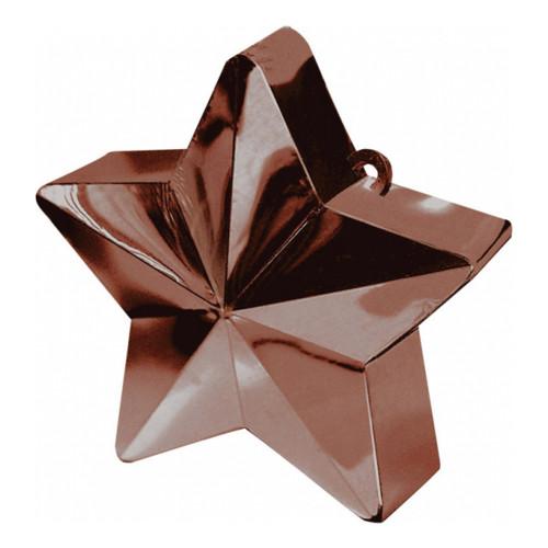 Ballongtyngd Stjärna Chocolate - 1-pack