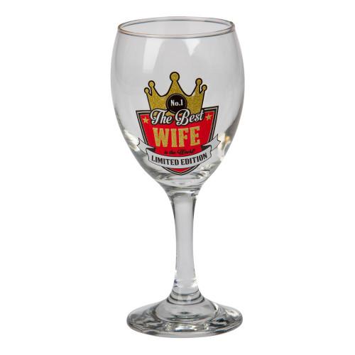 Vinglas The Best Wife
