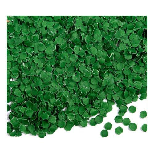 Papperskonfetti Grön