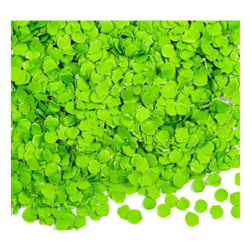 Papperskonfetti Äppelgrön - 1 kg