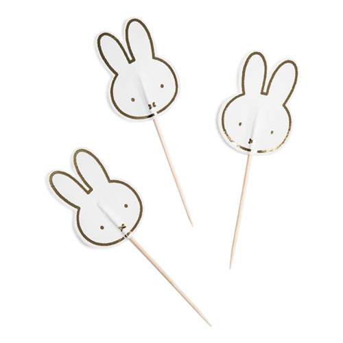 Partypicks Miffy Baby - 8-pack
