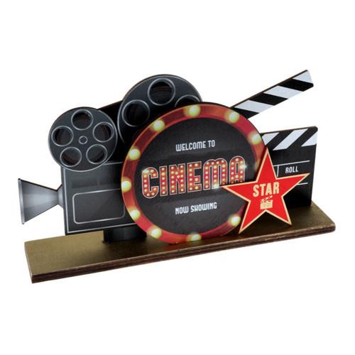 Bordsdekoration Cinema - 1-pack