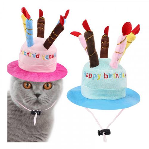 Födelsedagshatt för Katt