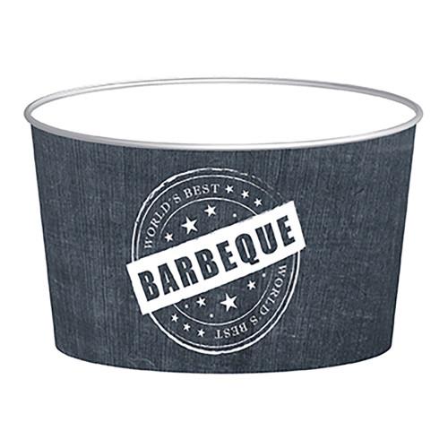 Snacksskål Barbeque - 4-pack