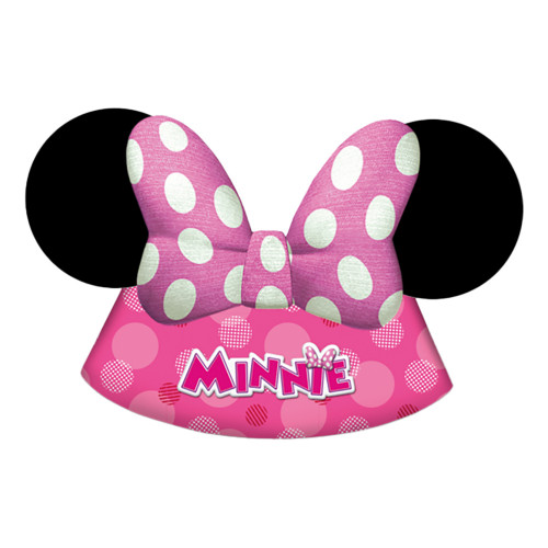 Partyhattar Mimmi Pigg - 6-pack