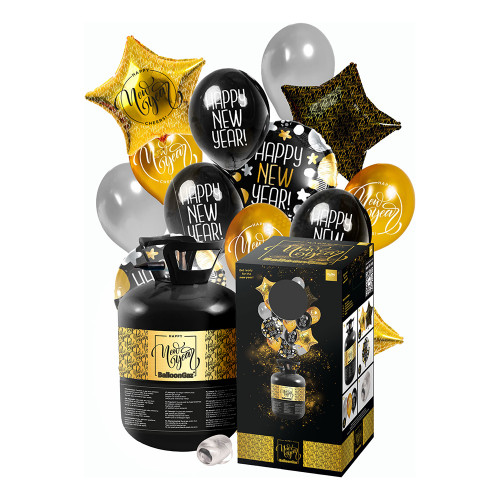 Heliumkit Happy New Year
