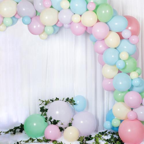 Ballongbåge Pastell