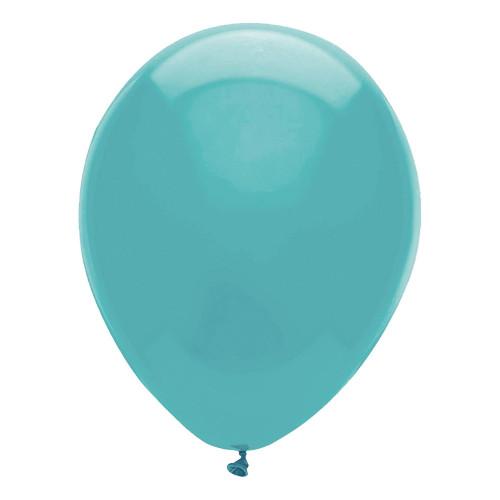 Latexballonger Professional Turkos - 100-pack