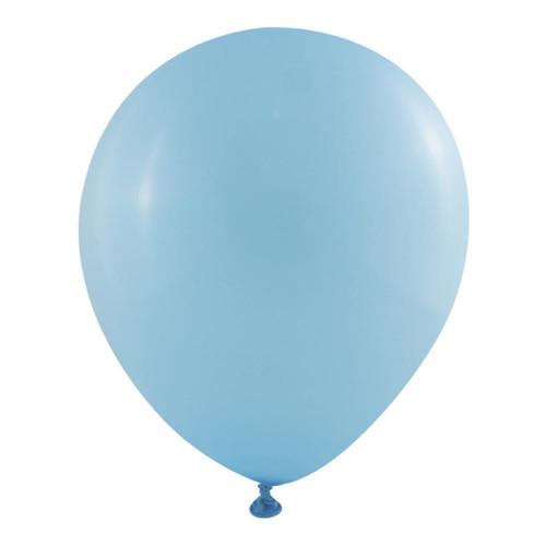 Latexballonger Professional Baby Blå - 100-pack