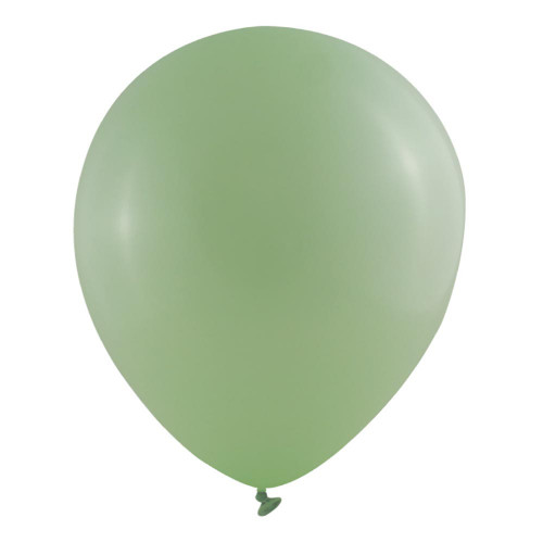 Latexballonger Professional Mintgrön - 100-pack