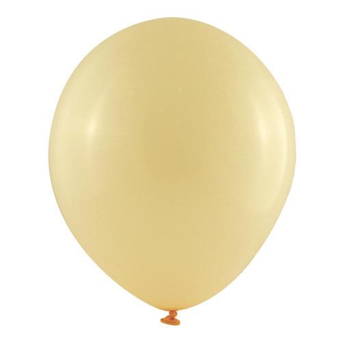 Latexballonger Professional Vanilla - 100-pack