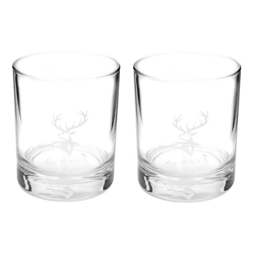 Glenfiddich Whiskyglas - 2-pack