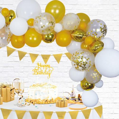 Ballongbåge Golden Party